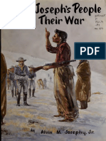 Chief Joseph's People and Their War