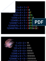 Math Symmetry