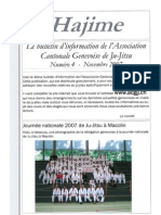Novembre 2007 - N°4