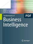 Fundamentals of Business Intelligence [2015]