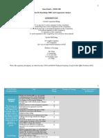 Irene Ziemba Competency Assessment - SDAD 5300