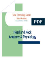A PPT a Head & Neck Anatomy & Phys- Part I,II,& III (9.20- DR NAGARAJU TANNERU