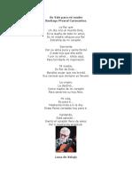 Canciones Guatemaltecas y Autor