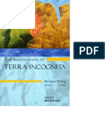 Imagination of Terra Incognita