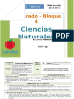 Plan 6to Grado - Bloque 4 Ciencias Naturales (2015-2016).doc