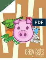 Easy Eats Process Book