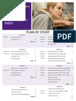 plan of study