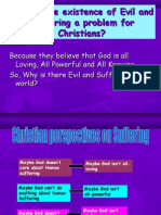 E S Problem for Christians