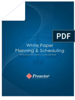Little Blue Book on Scheduling