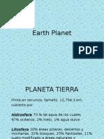 Planeta Tierraa