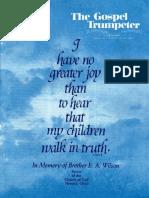 Gospel Trumpeter 1987.June