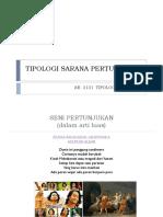 07 Tipologi Sarana Pertunjukan 7 Oktober 2015