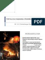 Tipologi Sarana Perindustrian