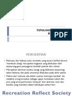 06 Tipologi Sarana Rekreasi 30 September