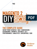 Magento 2 diy Sample