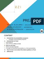 Prezipresentation