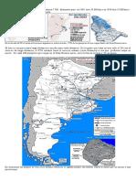 Desarrollo del Transporte Ferroviario en Argentina