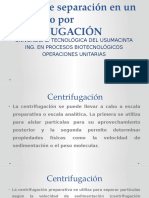 Centrifugacion Adn Villegas