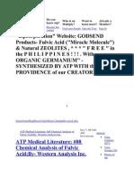 Www.muliply.com - 3.015 Blog - Chemical Analysis of FULVIC ACID by-Western Analysis