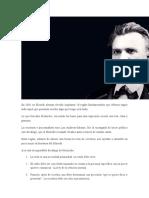 En 1882 en Filósofo Alemán Decidió Implantar 10 Reglas Fundamentales Que Debería Seguir Todo Aquel Que Pretenda Escribir Algo Que Luego Será Leído