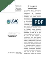 Doc. de apoyo No. 1 El Concepto De Comunicación.pdf