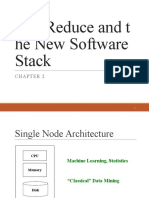 MapReduce and the New Software Stack