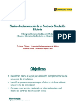Diseño e Implementación de Un Centro de Simulación Eficiente