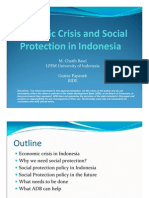 Economic Crisis and Social Protection in Indonesia