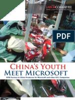 Chinas Youth Meet Microsoft