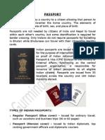 Passport BHM 8