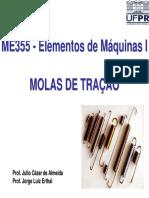 Elem Maq 1 2011-2 - Molas de Tracao (1)