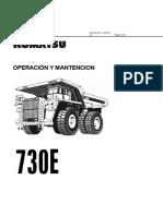 Manual Operacion Mantenimiento Camion Komatsu