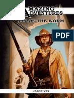Amazing Adventures - Day of the Worm