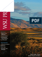 Washington State University Press Fall 2015 Catalog