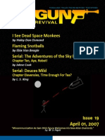 Ray Gun Revival magazine, Issue 19a - April Fool's Issue