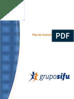 Plan de Comunicación Empresarial 2010-13 - Grupo SIFU
