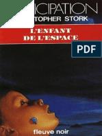 FNA 1417 - L'Enfant de l'Espace - Christopher Stork