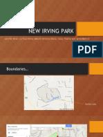 new irving park presentation