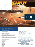 Ray Gun Revival magazine, Issue 32
