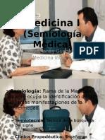 Medicina I - Clase 1