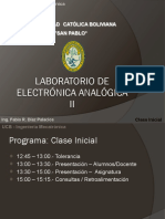 Clase Inicial (04-02-2016)