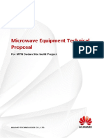 Backbone Microwave Technical Proposal V1.1