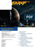 Ray Gun Revival magazine, Issue 34
