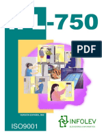 Ifl 750 Versao Espanhol r00