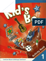 Kids Box-1 Pupils Book(Activity)