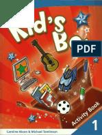 Kids Box-1 Pupils Book(Activity)