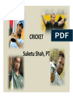 23223389 Cricket Overview With Biomechanical Aspect