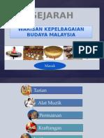Warisan Kepelbagaian Budaya Malaysia