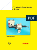HydroMax Hydraulic Brake Booster Manual