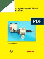 HydroMax Hydraulic Brake Booster Manual